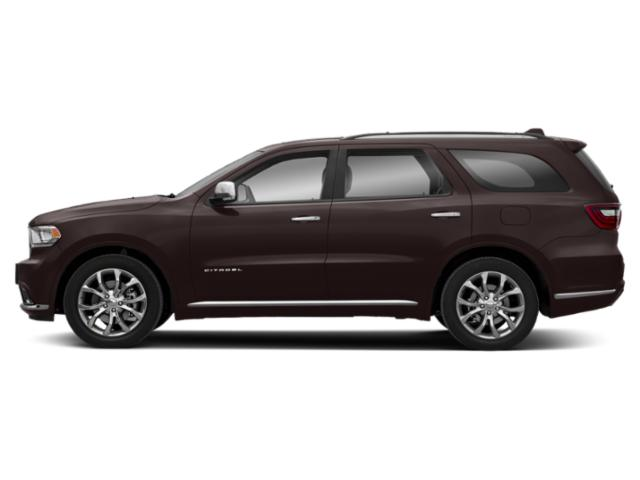 In-Violet Clearcoat 2018 Dodge Durango Pictures Durango Citadel AWD photos side view