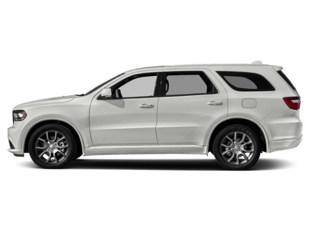 Vice White 2018 Dodge Durango Pictures Durango R/T RWD photos side view