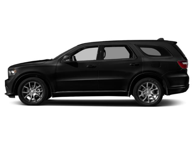 DB Black Clearcoat 2018 Dodge Durango Pictures Durango R/T RWD photos side view