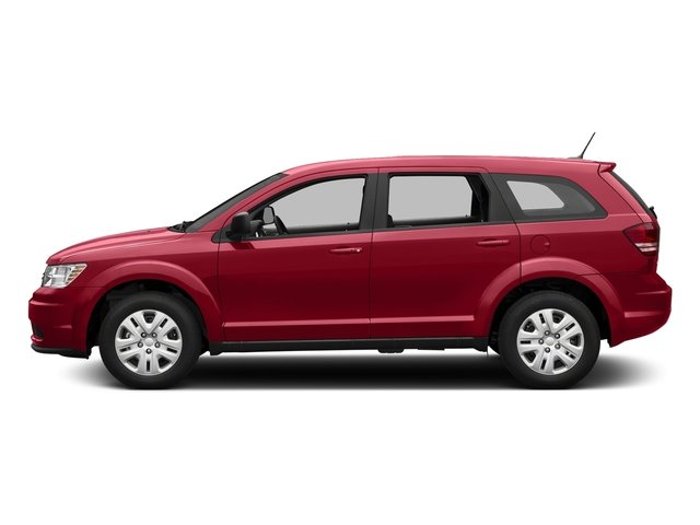 Redline 2 Coat Pearl 2018 Dodge Journey Pictures Journey SE FWD photos side view