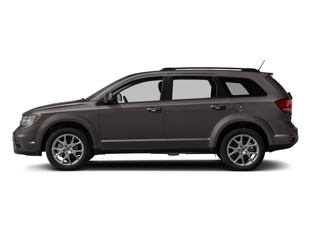 Granite Pearlcoat 2018 Dodge Journey Pictures Journey SXT FWD photos side view