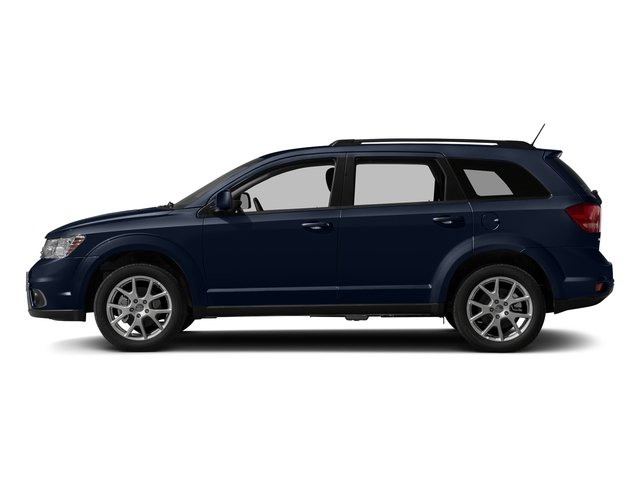 Contusion Blue Pearlcoat 2018 Dodge Journey Pictures Journey SXT AWD photos side view