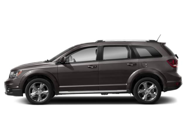 Granite Pearlcoat 2018 Dodge Journey Pictures Journey Crossroad AWD photos side view