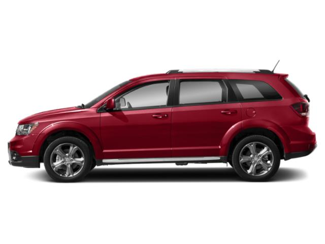 Redline 2 Coat Pearl 2018 Dodge Journey Pictures Journey Crossroad AWD photos side view