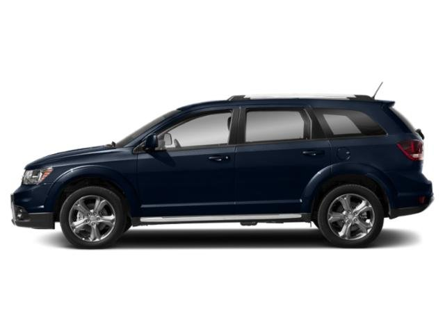 Contusion Blue Pearlcoat 2018 Dodge Journey Pictures Journey Crossroad FWD photos side view