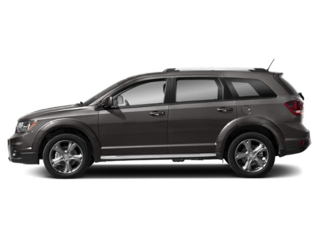 Granite Pearlcoat 2018 Dodge Journey Pictures Journey Utility 4D Crossroad AWD V6 photos side view