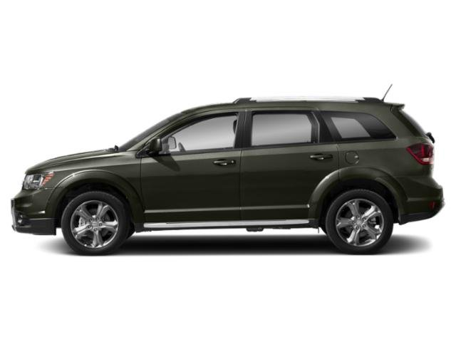 Olive Green Pearlcoat 2018 Dodge Journey Pictures Journey Utility 4D Crossroad AWD V6 photos side view