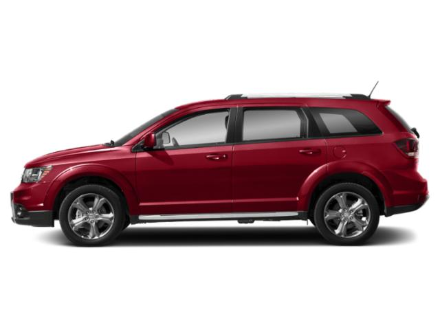 Redline 2 Coat Pearl 2018 Dodge Journey Pictures Journey Utility 4D Crossroad AWD V6 photos side view