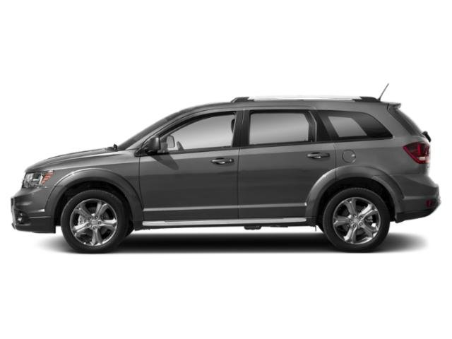Vice White 2018 Dodge Journey Pictures Journey Utility 4D SE 2WD I4 photos side view