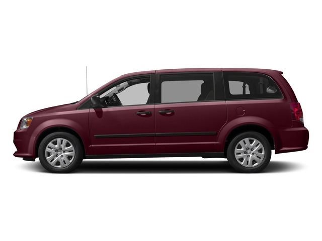Octane Red Pearlcoat 2018 Dodge Grand Caravan Pictures Grand Caravan SE Plus Wagon photos side view