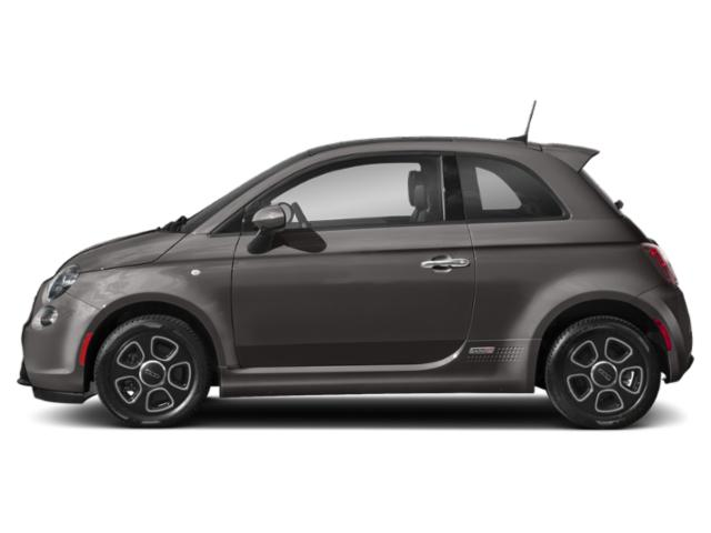 Granito Gray 2018 FIAT 500e Pictures 500e Hatch photos side view