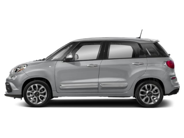 Grigio Chiaro (Graphite Metallic) 2018 FIAT 500L Pictures 500L Lounge Hatch photos side view
