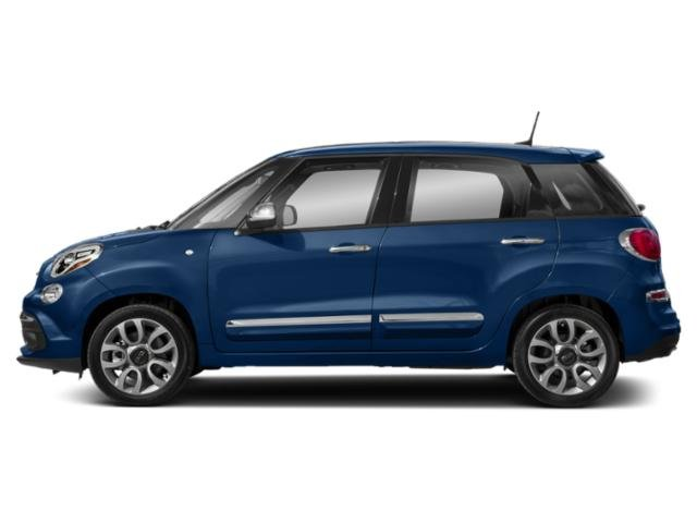Blue Tornado 2018 FIAT 500L Pictures 500L Trekking Hatch photos side view