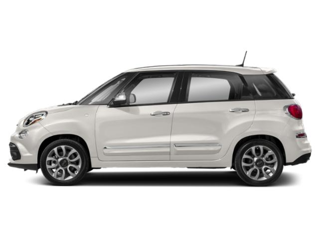 Bianco (White) 2018 FIAT 500L Pictures 500L Trekking Hatch photos side view