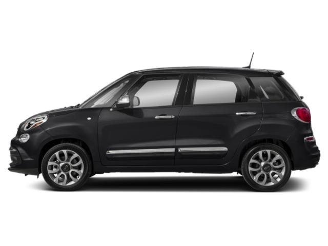 Nero (Black) 2018 FIAT 500L Pictures 500L Trekking Hatch photos side view