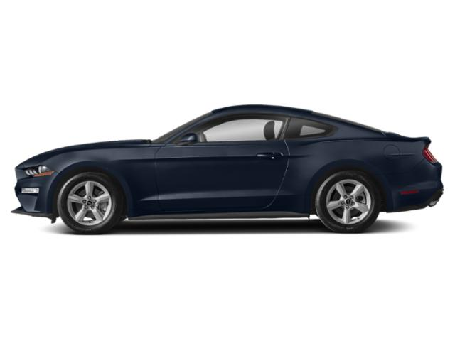 Kona Blue Metallic 2018 Ford Mustang Pictures Mustang GT Premium Fastback photos side view