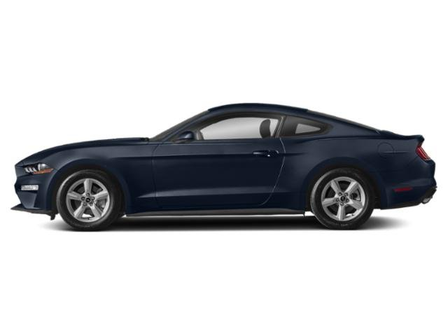 Kona Blue Metallic 2018 Ford Mustang Pictures Mustang GT Fastback photos side view
