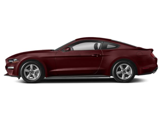 Royal Crimson Metallic Tinted Clearcoat 2018 Ford Mustang Pictures Mustang GT Premium Fastback photos side view