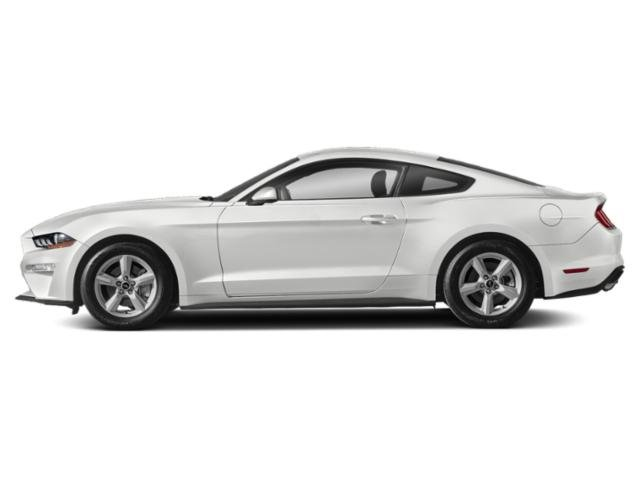 Oxford White 2018 Ford Mustang Pictures Mustang GT Premium Fastback photos side view