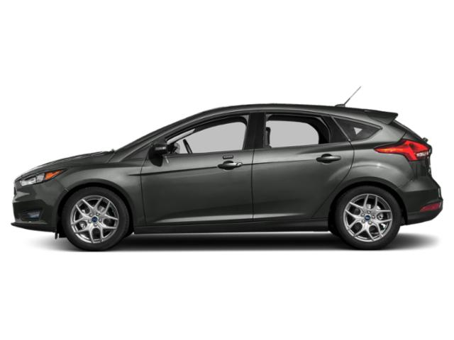 Magnetic Metallic 2018 Ford Focus Pictures Focus SEL Hatch photos side view