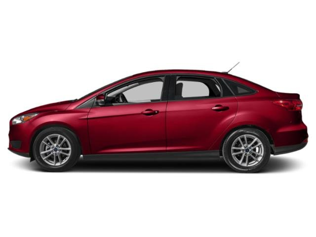 Hot Pepper Red Metallic Tinted Clearcoat 2018 Ford Focus Pictures Focus SEL Sedan photos side view