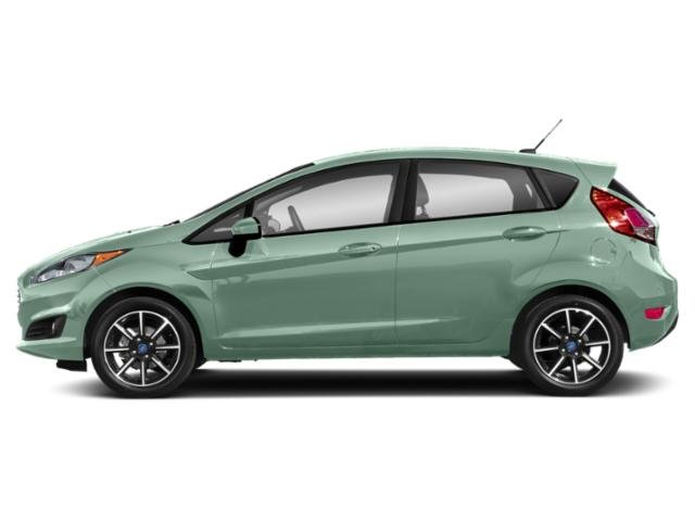 Bohai Bay Mint Metallic 2018 Ford Fiesta Pictures Fiesta SE Hatch photos side view
