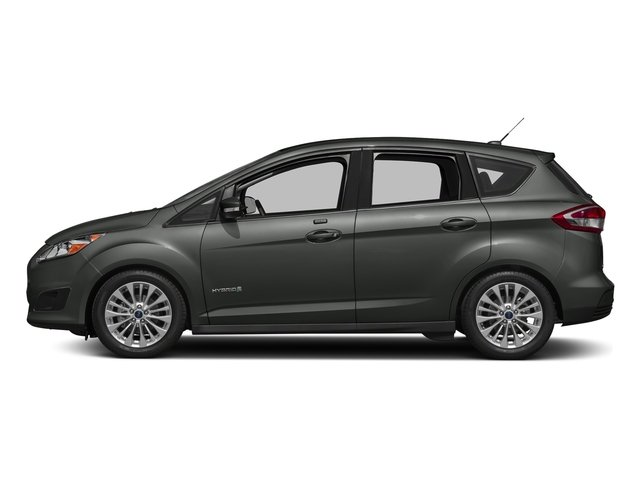 Magnetic Metallic 2018 Ford C-Max Hybrid Pictures C-Max Hybrid SE FWD photos side view