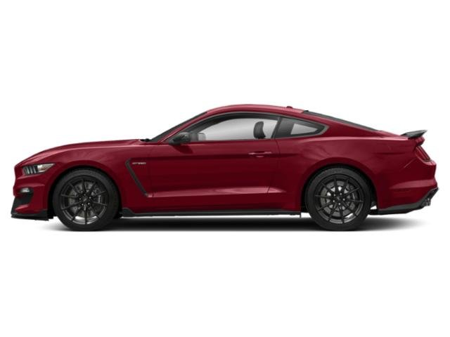 Ruby Red Metallic Tinted Clearcoat 2018 Ford Mustang Pictures Mustang Shelby GT350 Fastback photos side view