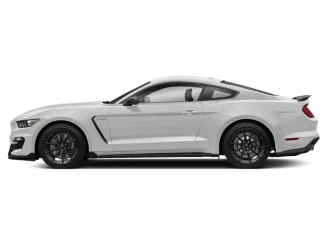 Oxford White 2018 Ford Mustang Pictures Mustang Shelby GT350 Fastback photos side view