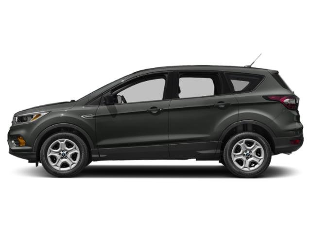 Magnetic Metallic 2018 Ford Escape Pictures Escape SEL 4WD photos side view