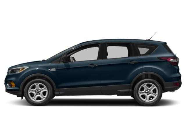 Blue Metallic 2018 Ford Escape Pictures Escape SEL 4WD photos side view