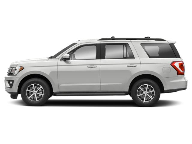 Oxford White 2018 Ford Expedition Pictures Expedition XL 4x2 photos side view