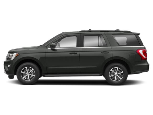 Magnetic Metallic 2018 Ford Expedition Pictures Expedition XLT 4x4 photos side view