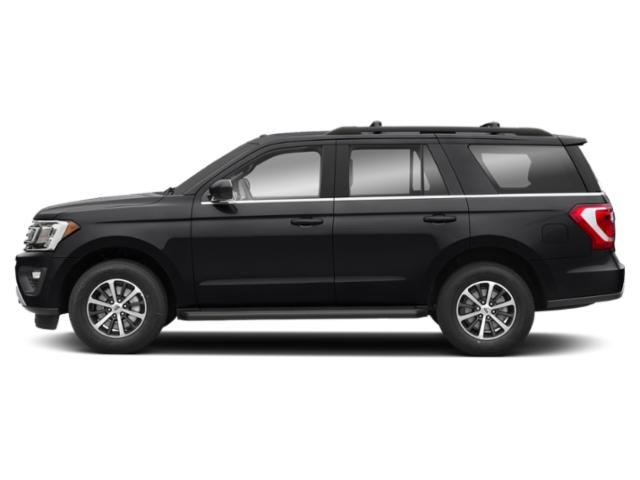 Shadow Black 2018 Ford Expedition Pictures Expedition XLT 4x4 photos side view