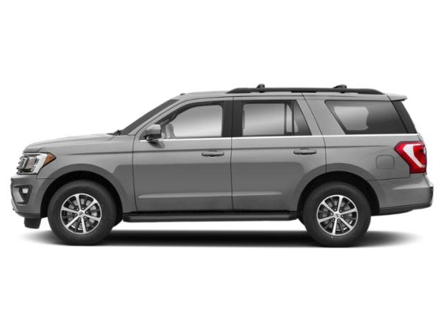 Ingot Silver Metallic 2018 Ford Expedition Pictures Expedition XLT 4x4 photos side view