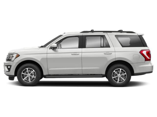 Oxford White 2018 Ford Expedition Pictures Expedition XLT 4x4 photos side view