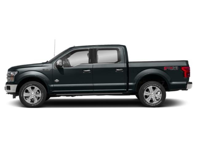 Guard Metallic 2018 Ford F-150 Pictures F-150 King Ranch 2WD SuperCrew 5.5' Box photos side view