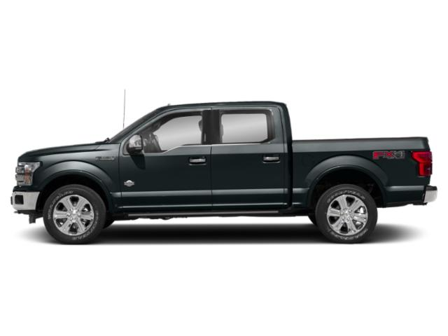 Guard Metallic 2018 Ford F-150 Pictures F-150 King Ranch 4WD SuperCrew 6.5' Box photos side view