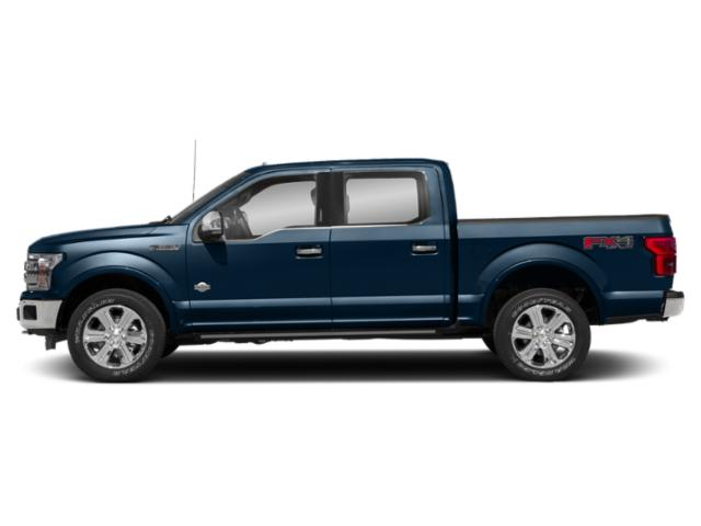 Blue Jeans Metallic 2018 Ford F-150 Pictures F-150 King Ranch 2WD SuperCrew 5.5' Box photos side view