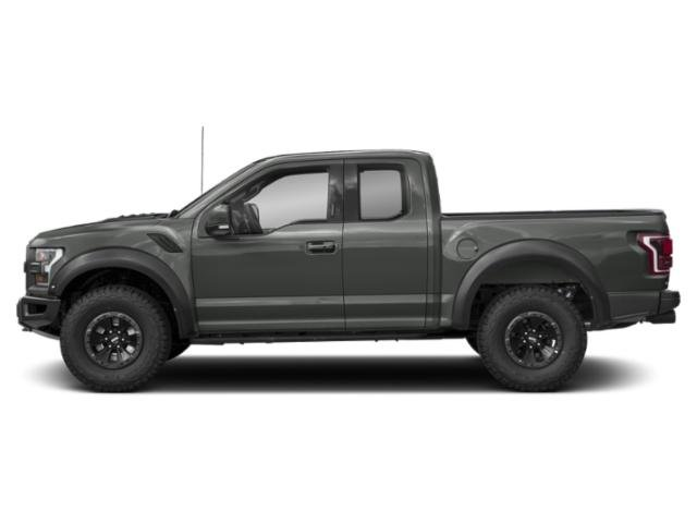 Magnetic Metallic 2018 Ford F-150 Pictures F-150 Raptor 4WD SuperCab 5.5' Box photos side view