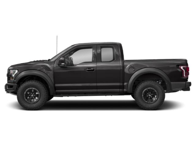 Lead Foot 2018 Ford F-150 Pictures F-150 Raptor 4WD SuperCab 5.5' Box photos side view