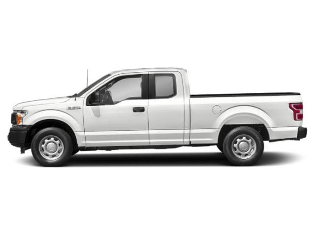 Oxford White 2018 Ford F-150 Pictures F-150 LARIAT 2WD SuperCab 6.5' Box photos side view