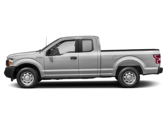 Ingot Silver Metallic 2018 Ford F-150 Pictures F-150 LARIAT 2WD SuperCab 6.5' Box photos side view