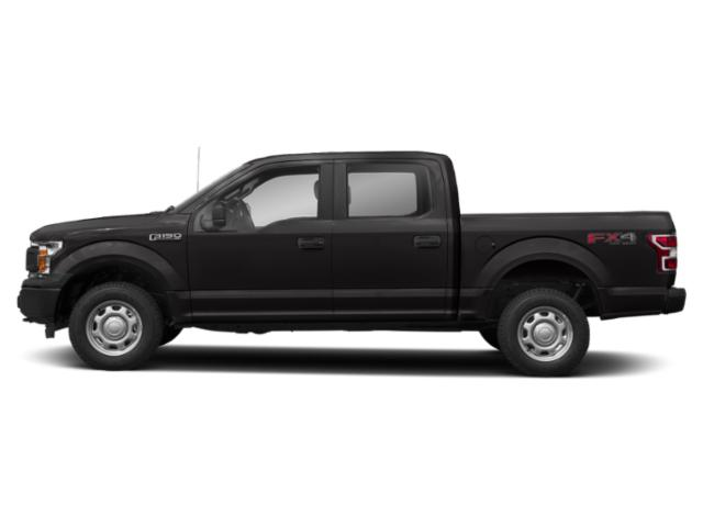 Lead Foot 2018 Ford F-150 Pictures F-150 XL 2WD SuperCrew 5.5' Box photos side view