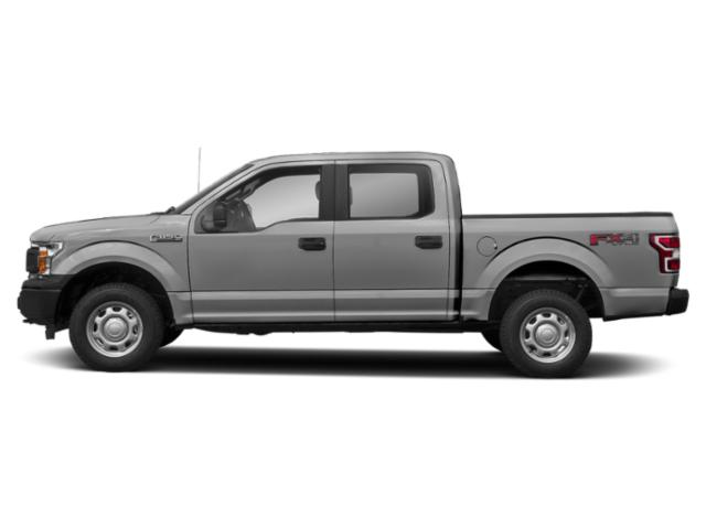 Ingot Silver Metallic 2018 Ford F-150 Pictures F-150 XL 4WD SuperCrew 6.5' Box photos side view