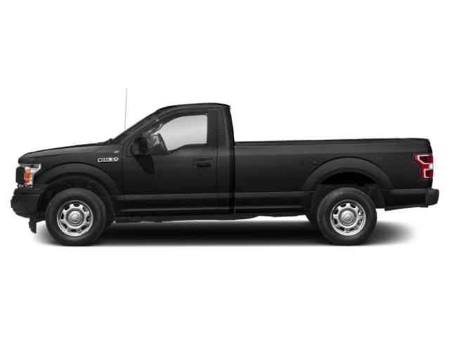 Shadow Black 2018 Ford F-150 Pictures F-150 XL 4WD Reg Cab 6.5' Box photos side view