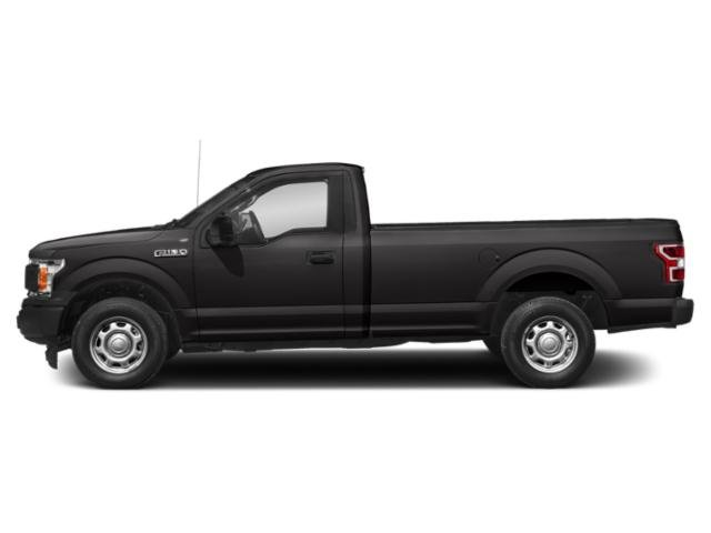 Lead Foot 2018 Ford F-150 Pictures F-150 XL 4WD Reg Cab 8' Box photos side view