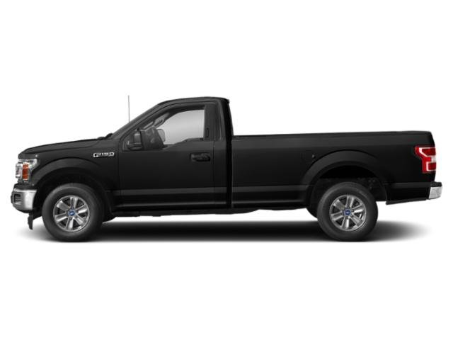 Magnetic Metallic 2018 Ford F-150 Pictures F-150 XLT 2WD Reg Cab 8' Box photos side view