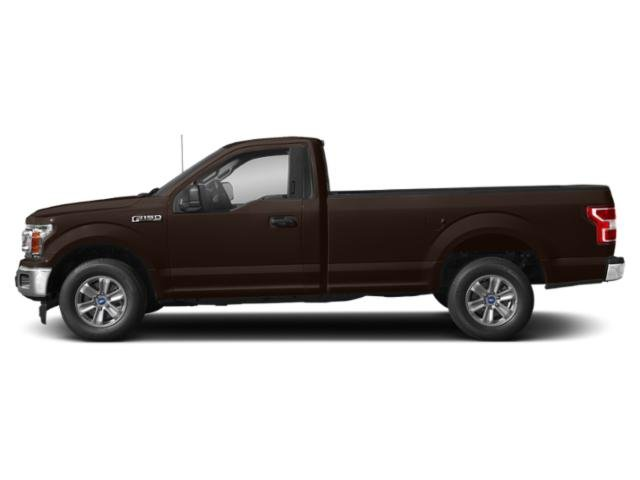 Magma Red Metallic 2018 Ford F-150 Pictures F-150 XLT 2WD Reg Cab 8' Box photos side view