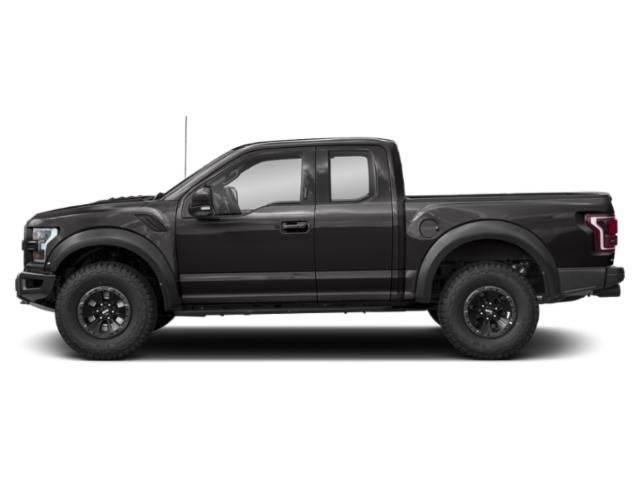 Lead Foot 2018 Ford F-150 Pictures F-150 SuperCab Raptor 4WD photos side view